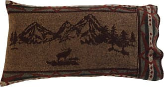 Wooded River Rocky Mountain Elk Sham by Wooded River, Size: Standard - WDSS1477