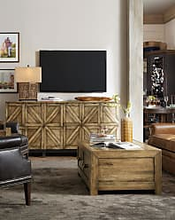Hooker Furniture Jeremy Rustic Entertainment Console