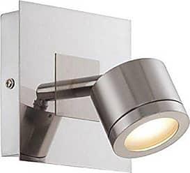 Lite Source Inc. Wall Sconce Decor Lamp, Polished Steel