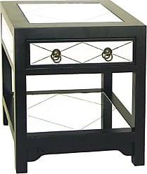 Wayborn Tanner Mirror Side Table - 3525