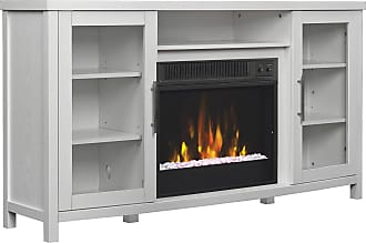 Classic Flame Rossville Electric Fireplace Media Console - 18MM6036-PT85S