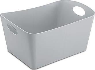 Solid Cool Grey Utensilo Boks Kunststoff