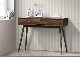 4D Concepts Montage Midcentury Writing Desk - 151000