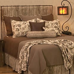 Wooded River Cottage Lily Duvet Cover by Wooded River, Size: Super King - WD27330-SK