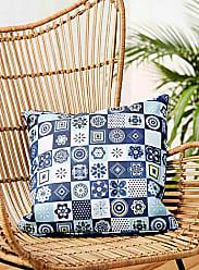 Simons Maison Mandala flower outdoor cushion 45 x 45 cm