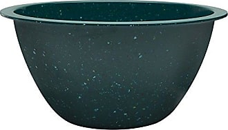 Zak designs 2269-5160 Confetti Mixing Bowls, Serving, Peacock XL