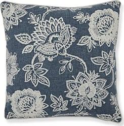 Belham Living Classic Floral Throw Pillow Light Blue - WM-P20RW LCA