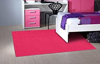 Garland Rug TS000A06008487 Town Square Area Rug, 5-Feet by 7-Feet, Pink