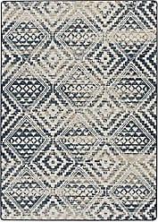 Milliken Carpet Milliken Drayton Collection Kenten Area Rugs 78 x 109 Artisan Blue