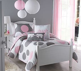 VCNY Pink Parade 2 Piece Comforter Set, Size: Full,Twin - PPD-2CS-TWIN-IN-P5