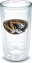 Trevis Tervis 1079374 Missouri Athletic Emblem Individual Tumbler, 16 oz, Clear