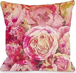 One Bella Casa 73713PL16 Pillow 16 x 16 Multicolored