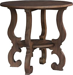 Hekman Furniture Napa Valley Baroque Round End Table
