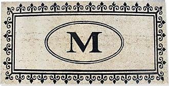 First Impression Quinton Monogrammed Door Mat - M - PT5002M