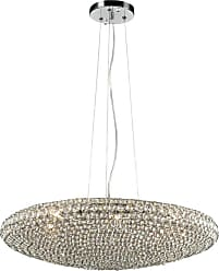PLC Lighting 92918 9 Light 26 Wide Pendant from the Alexa Collection