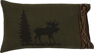 Wooded River Moose I Pillow Sham by Wooded River, Size: Standard - WD27050
