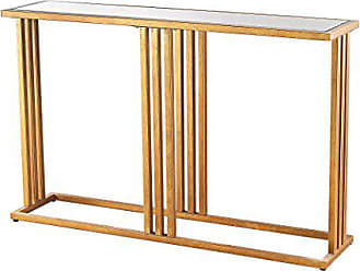 ELK GROUP INTERNATIONAL Dimond Home 1114-200 Andy Console Table, 50 x 12 x 32, Gold Leaf