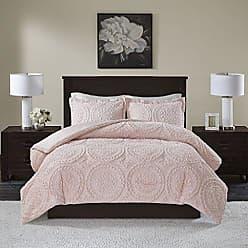 Madison Park Arya Comforter Mini Set, Blush