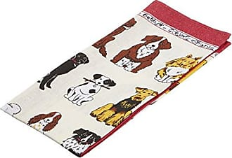 Ulster Weavers s Dogs Galore Linen Tea Towel