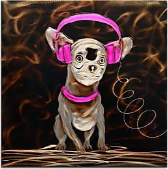 Omax Decor OMAX Decor Music To My Ears Wall Art - MY3007