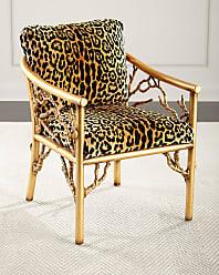 John-Richard Leopard Branch Chair