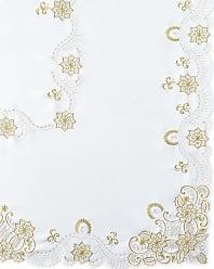 SFERRA Armina 72 x 108 Tablecloth & 12 Napkins