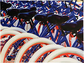 StyleCraft Bicycles Wall Art - WI32898DS