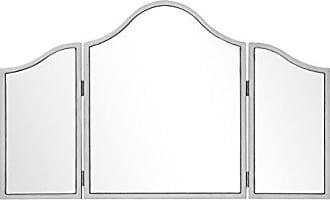 Elegant Lighting Elegant Decor MF6-1005S Chamberlan Contemporary Mirror, 39, Silver