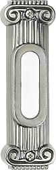 Craftmade Teiber Pushbuttons - Designer Surface Mount - Column - Antique Pewter - Lighted