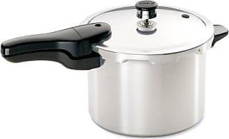 Presto 6 Quart Aluminum Pressure Cooker (01264)