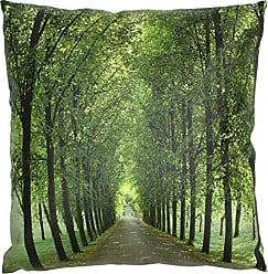 Oriental Furniture Path of Life Pillow