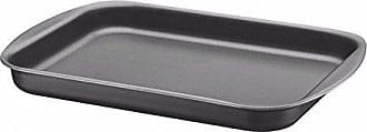 Tramontina Assadeira Rasa Alumínio Antiaderente 28cm Tramontina Preto