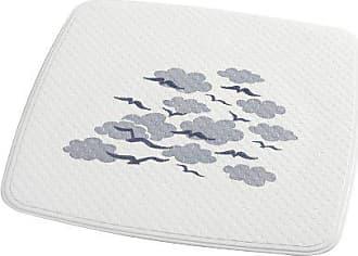 Alfombrilla antideslizante para ba/ñera Ridder 682190-350 Tecno color crema di/ámetro de 55/cm
