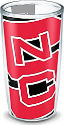 Trevis Tervis North Carolina State University Colossal Wrap Individual Tumbler, 16 oz, Clear