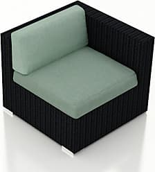 Harmonia Living Outdoor Harmonia Living Urbana Resin Wicker Patio Right Arm Sectional - HL-URBN-CB-RAS-IN