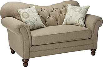 Coaster 505252-CO Carnahan Traditional Loveseat, In Camel
