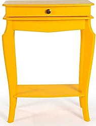 Artezanal Aparador Vintage Atz55 - Amarelo
