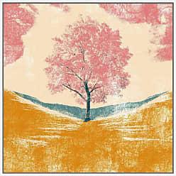 Ptm Images Sabbana Tree II Decorative Wall Art - 9-92044