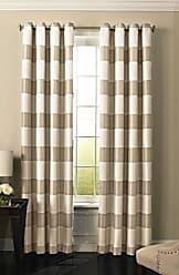 Ellery Homestyles Beautyrest 52 x 84 Insulated Darkening Single Panel Grommet Top Window Treatment Living Room, Natural