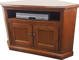 American Heartland 41 in. Corner TV Stand - Assorted Finishes - 75730EAM