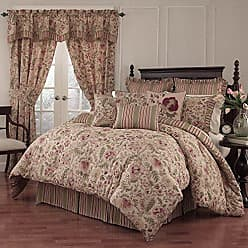 Ellery Homestyles WAVERLY Imperial Dress Antique Comforter Set, 110x96