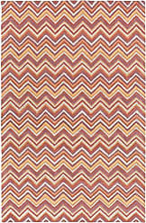 Surya CNT1111-23 Hand Tufted Geometric Accent Rug, 2-Feet by 3-Feet