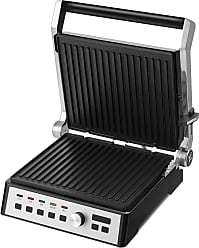 Costway 1500W Electric Grill Indoor Grill with Removable Plates