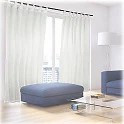 HBT: 245 x 135 x 0,5 cm 2er-Set einfarbig waschbar dunkelblau Relaxdays Verdunklungsvorh/änge mit /Ösen