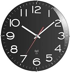 TFA 60,4512.01-Orologio da Parete Nero