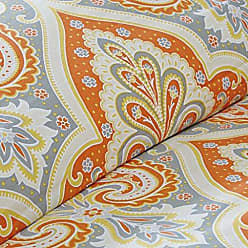 Madison Park Madison Nisha Comforter Set, Twin, Orange
