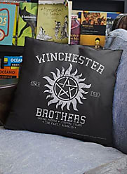 SuperNatural Almofada Winchester Brothers