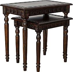 Wayborn 2 Piece Nesting Table Set - JC002