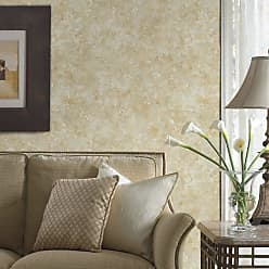 Brewster Home Fashions Corinne Tuscan Texture Wallpaper Tawny - 412-54280