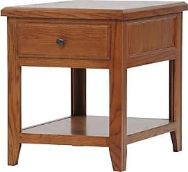 American Heartland Oak End Table - 43313MD